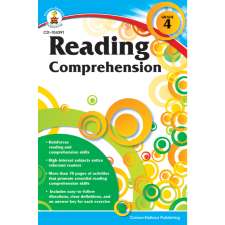 Skill Builders: Reading Comprehension Workbook Grade 4